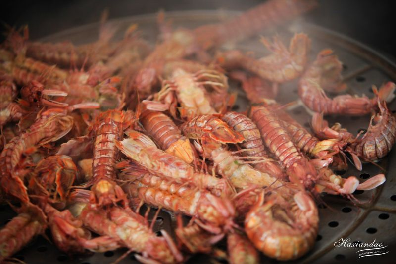 地地道道的长海渔家美食-来自哈仙岛的美食诱惑