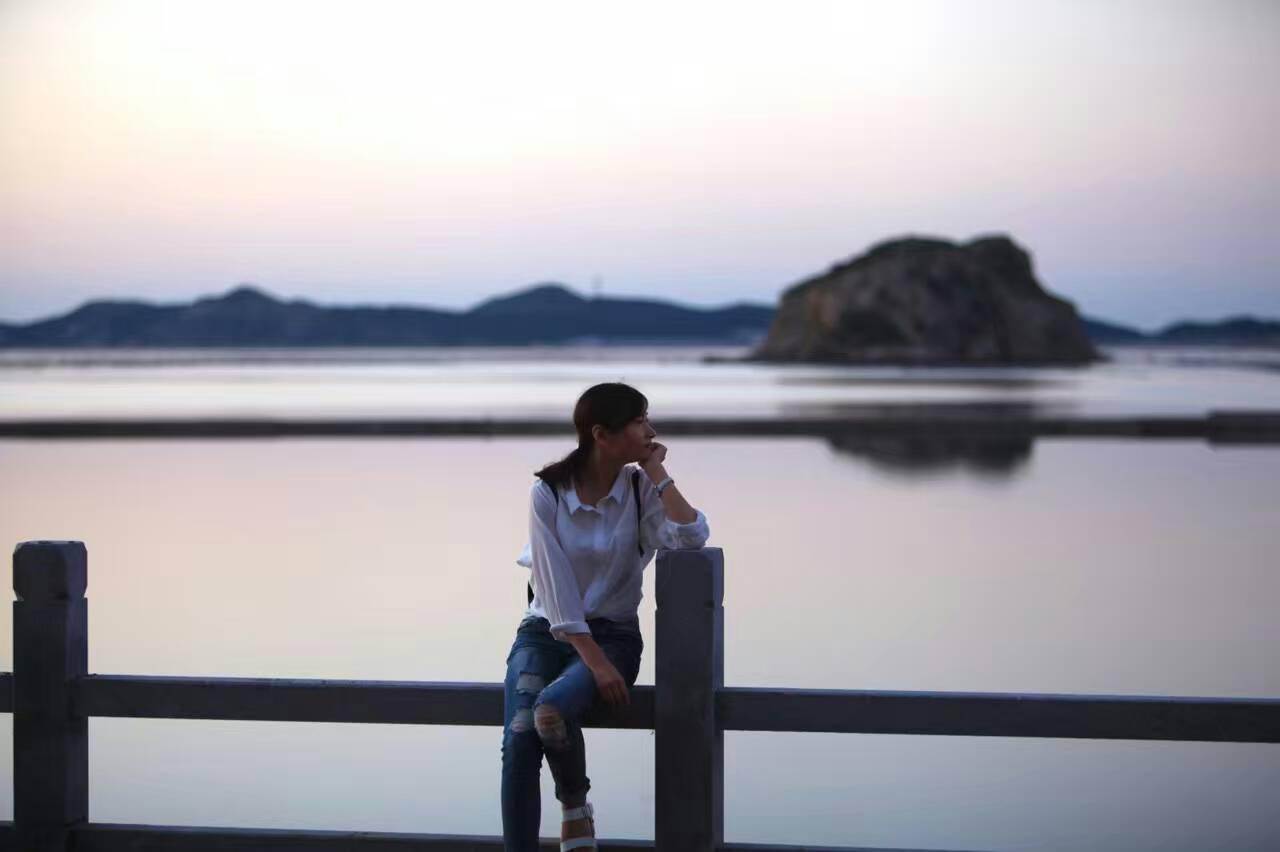 哈仙岛晚霞系列